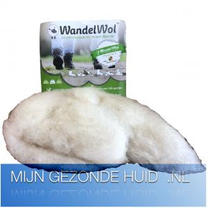 mijngezondehuid.nl, Wandelwol