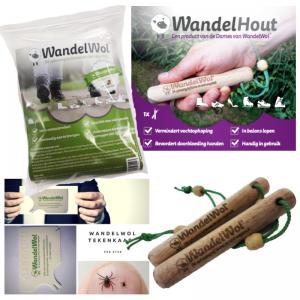 WandelWol set, mijngezondehuid.nl, wandelwol